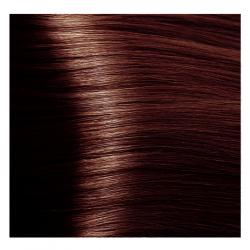NA 5.43 светлый коричневый медный золотистый, крем-краска для волос с кератином «Non Ammonia», 100 мл