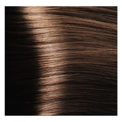 NA 6.3 темний золотистий блонд, крем-фарба для волосся з кератином «Non Ammonia», 100 мл