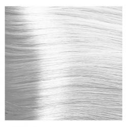 NA 001 серебристый, крем-краска для волос с кератином «Non Ammonia», 100 мл