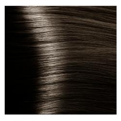 NA 5.07 светлый коричневый натуральный холодный, крем-краска для волос с кератином «Non Ammonia»,100 мл