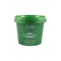 Обесцвечивающий порошок для волос с экстрактом женьшеня и рисовыми протеинами «Dust Free» линии Studio Professional 500 гр.