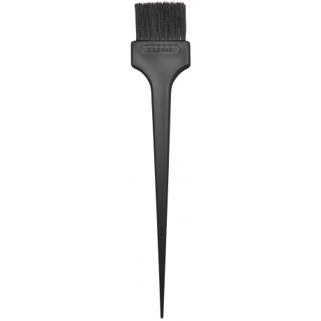 Кисточка (черная) из искуственных волокон для нанесения краски на волосы