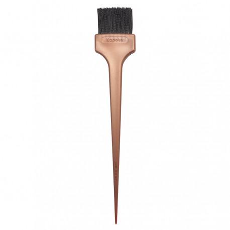 Кисточка (бронзовая) из искуственных волокон для нанесения краски на волосы