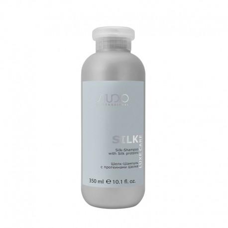 """Шелк-Шампунь с протеинами шелка серии """"Luxe Care"""", 350 мл"""